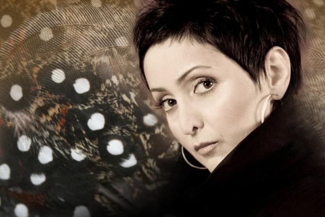 """9 июня в Джаз-клубе """"Академический"""" состоится концерт Этери Бериашвили"""
