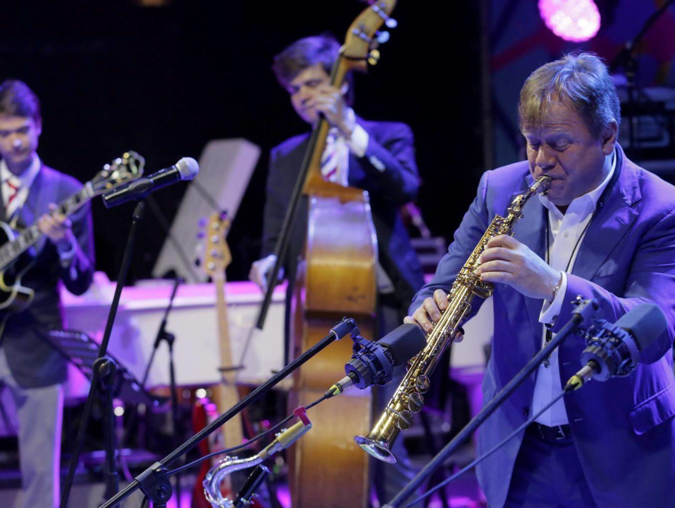 Jazz Parking стал информационным партнером музыкального фестиваля Skolkovo Jazz Science