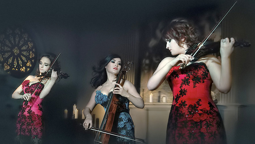 """Imperia Music Band "" - скрипичное электрошоу."