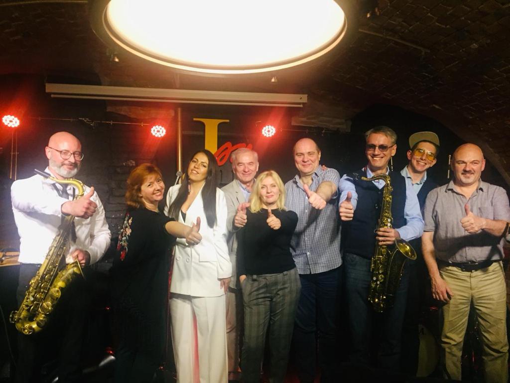 Продюсерский центр MUSIC PARKING поздравил с днем рождения Ника Шеффера